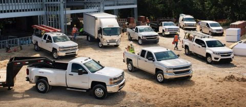 Fleet of business lease vehicles