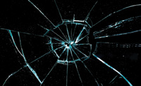 cracked glass examples